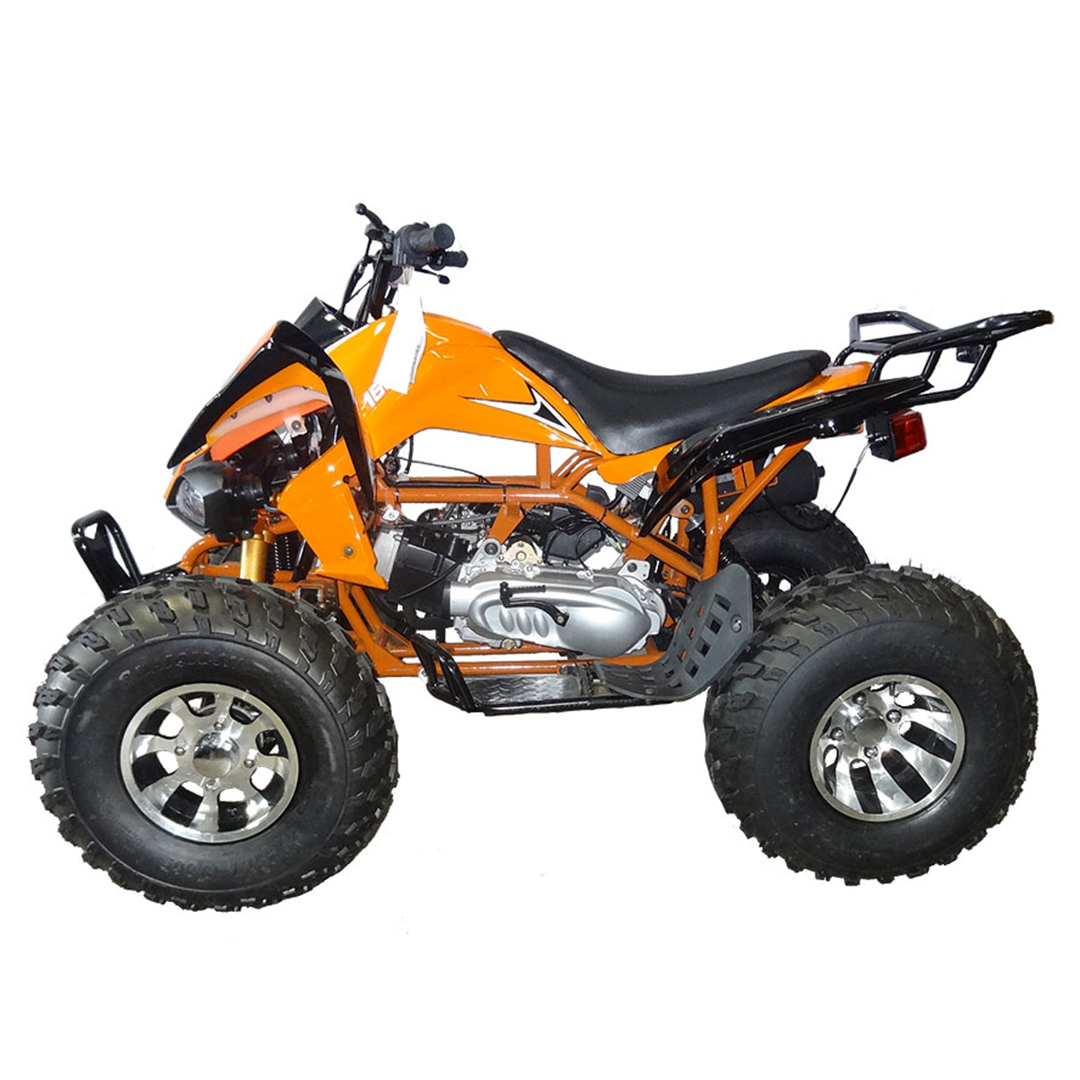 GT 150 cc ATV side
