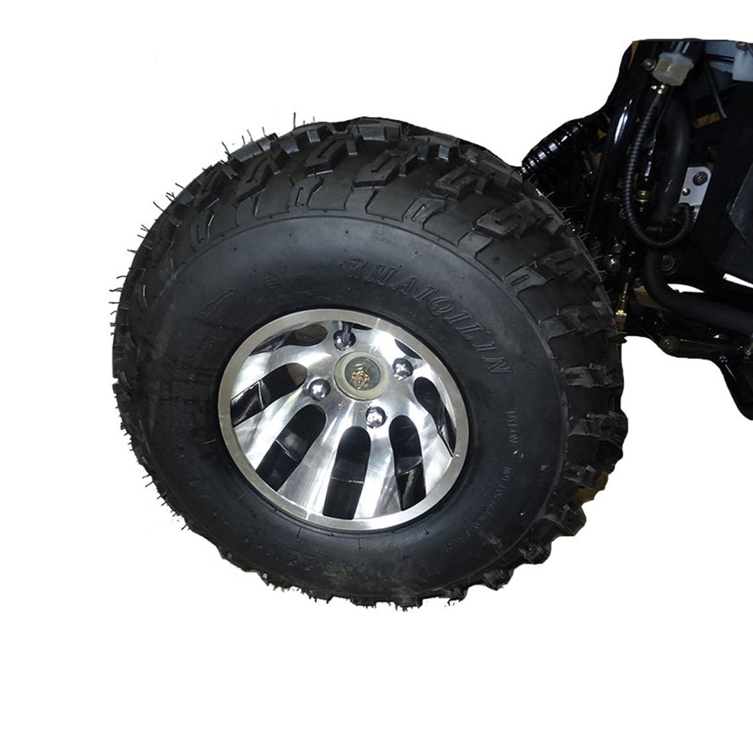 Dessert 150 cc ATV wheels